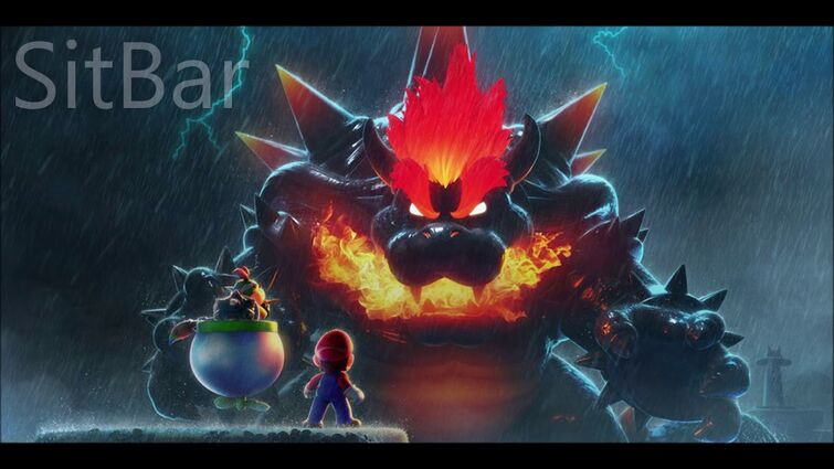 Disaster | Super Mario 3D World + Bowser's Fury Soundtrack