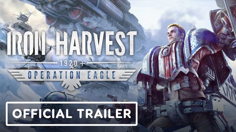 Iron Harvest: Operation Eagle - Official Usonia Faction Trailer