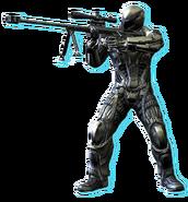 Коммандос-снайпер