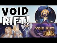 VOID RIFT - VOYAGE OF WONDERS - FAST GUIDE! -AFK ARENA GUIDE-