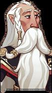 Merlin Bust
