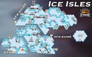 Ice Isles Map