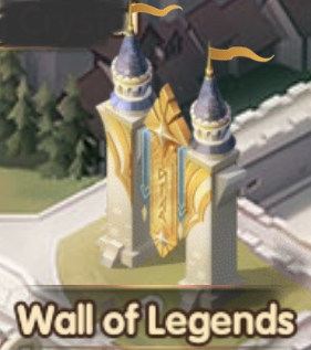 Wall of Legends
