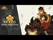Hero Deep Dive- Skreg - AFK Arena