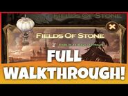 -AFK ARENA GUIDE- Voyage Of Wonders - Fields Of Stone - Full Walkthrough Edited Battles!