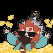 Money to Burn Rowan
