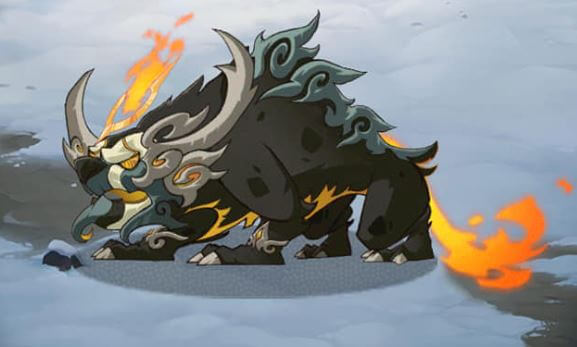 Burning Brute