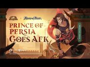 The Prince of Persia Arrives in Esperia! - AFK Arena