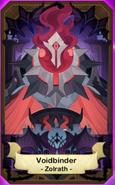 Zolrath Card