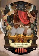Khasos Hero Card