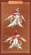 Phoenix Vow Display