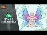 Hero Deep Dive- Tasi - AFK Arena