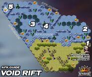 Void Rift Map
