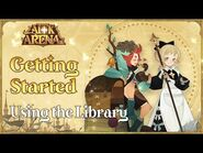 Getting Started- How to use the Library -Tutorial- - AFK Arena