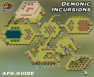 Demonic Incursions Map