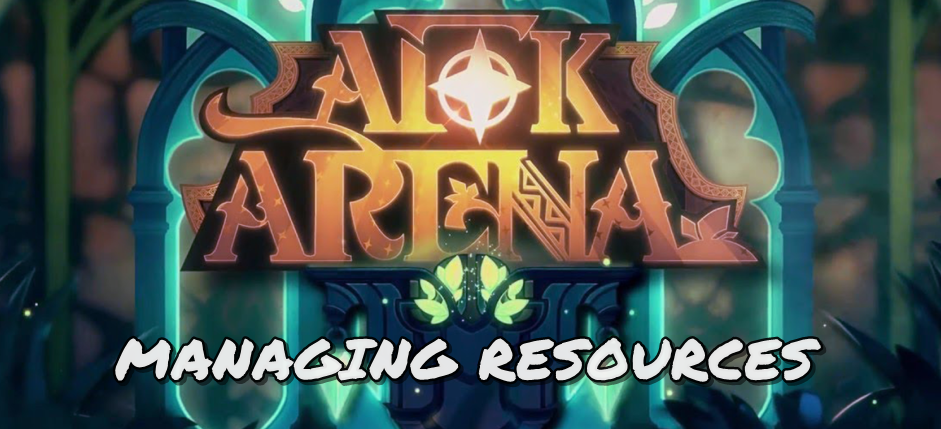 AFK Arena - A beginner's guide to managing resources