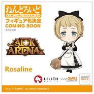 Rosaline Nendoroid