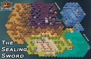 Sealing Sword Map