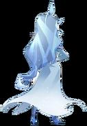 Frozen Enchantress Model Back