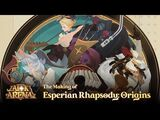 Esperian Rhapsody: Origins