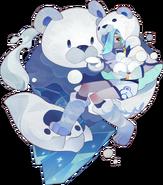 Daimon - The Glacial Child - Skin