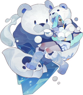 The Glacial Child