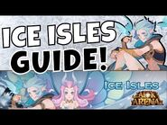 ICE ISLES - VOYAGE OF WONDERS - FAST GUIDE! -AFK ARENA GUIDE-
