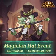 Magical Hat Event