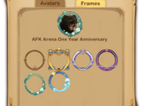 Avatar Frames