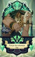 Ogi Hero Card