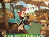 The Big Giveback