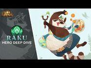 Hero Deep Dive- Raku - AFK Arena