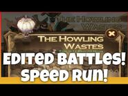 -AFK ARENA GUIDE- The Howling Wastes - Speed Run - Edited Battles!