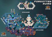 Forgotten Ruins Map