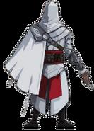 Ezio Model Back