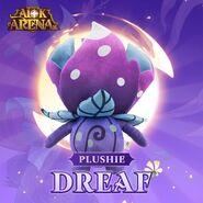 Dreaf Plush