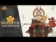 Hero Deep Dive- Skriath - AFK Arena