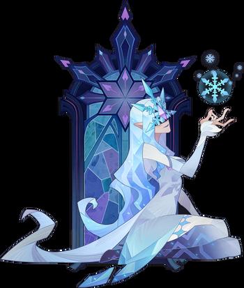 Frozen Enchantress