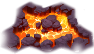 Lava Pool Cell