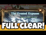 THE FROSTED EXPANSE - WANDERING BALLOON! -AFK ARENA GUIDE-