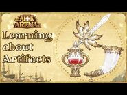 Getting Started- Learning about Artifacts -Tutorial- - AFK Arena