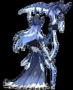 Winter Reaper Model Back