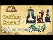 Getting Started- The Oak Inn & Furniture Guide -Tutorial- - AFK Arena