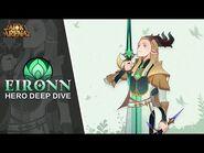 Hero Deep Dive- Eironn - AFK Arena