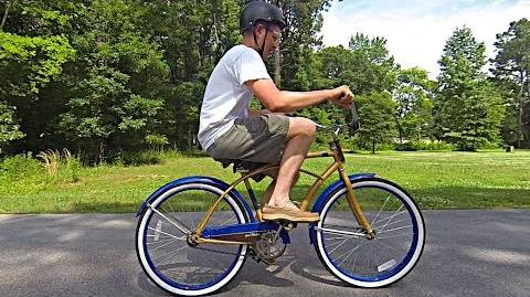 The Backwards Brain Bicycle - Smarter Every Day 133