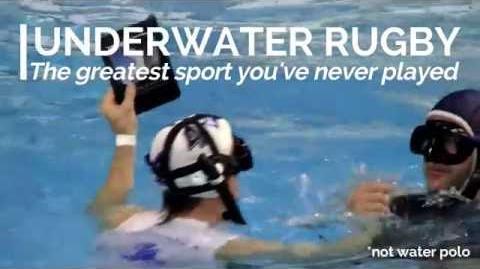 Underwater Rugby