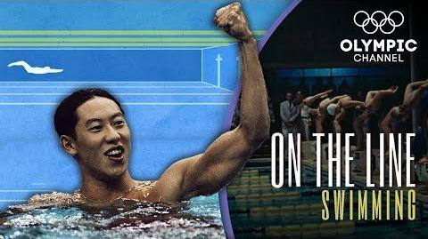 """How the """"Dolphin Kick"""" changed Swimming forever On the Line"""