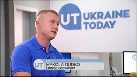 Exclusive Interview Men's Health Ukraine columnist explains challenges of steroid use regulation