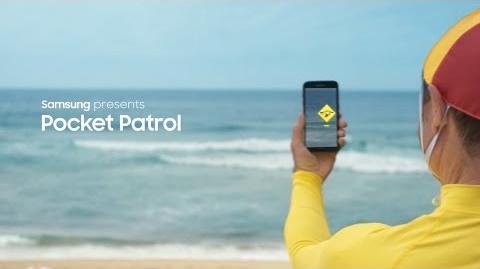 Samsung Pocket Patrol