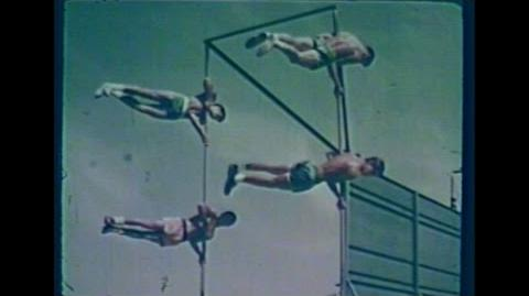 Physical Education in schools in 1960's - JFKChallenge